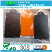 brown color lizard like powder coating paint