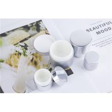 Columnar Plastic Empty Skin Care Empty Cream Jar