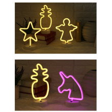 Lighted Neon Signs Lamp for Home Decor
