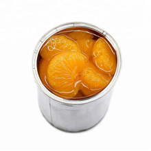 canned mandarin orange in light syrup/in heavy syrup tin package canned fruit fresh taste china origin