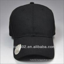 metal buckle back baseball caps