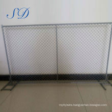 Factory Of Cheap Steel Temporary Fence For Road Children Cheap Steel