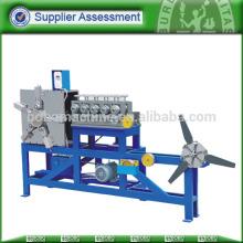 Máquina de fabricação de mangueira flexível sanitária Interlock