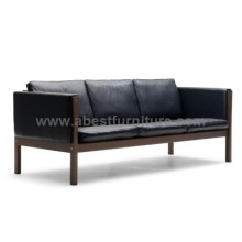 Wegner danés CH163 sofá