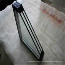 Vitrines de verre bon marché, verre en ligne, verre isolant pour bâtiments