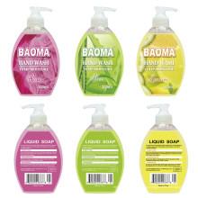 Жидкое жидкое мыло с ароматом рук Baoma