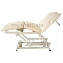 La pédicure électrique utilise un lit / chaise de beauté