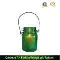 Halloween Glass Jar Candle for Christmas Decoration