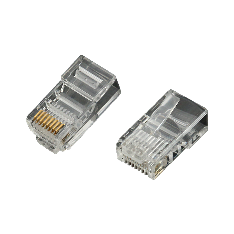 RJ45 8P8C Male Connector UTP
