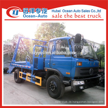 Dongfeng 8cbm Kapazität Swing Lift Müllwagen