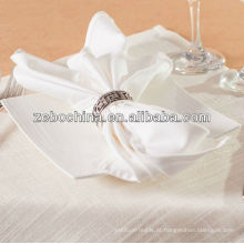 Alta qualidade de diferentes cores disponíveis algodão atacado mesa têxtil guardanapo