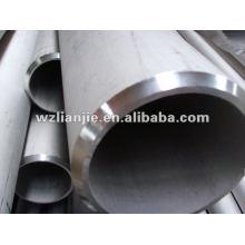 300 série en acier inoxydable sans soudure tube extrémités chanfreinées