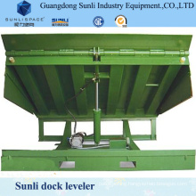 CE Approved Hydraulic Loading Ramp Dock Leveler