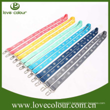 Printing Double Ended Lanyard Custom Printed Discount Lanyards