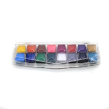 non-toxic water based multicolor face paint kit