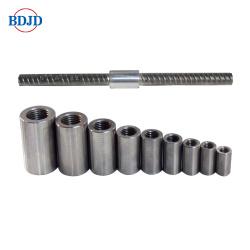 Beaucoup de types de coupleur de Rebar de matériel de construction en métal