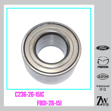 Automotive Small Front Wheel Bearing FB01-26-151 C236-26-151C for Mazda cars M3 M5 M6 MPV