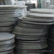 Smooth 1100 H14 Cercle de feuille d'aluminium