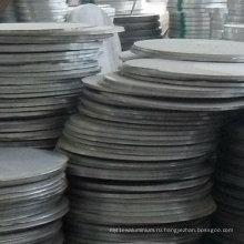 Гладкий круг из алюминиевого листа 1100 H14