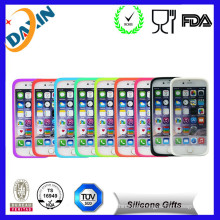 5 Size Cartoon Universal Silicone Bumper for Mobile Phone