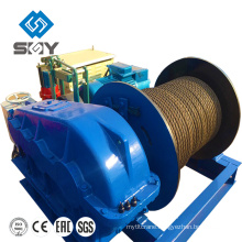 Professional 10~650T Capstan Rope Winch In China 20ton hydraulic for sale