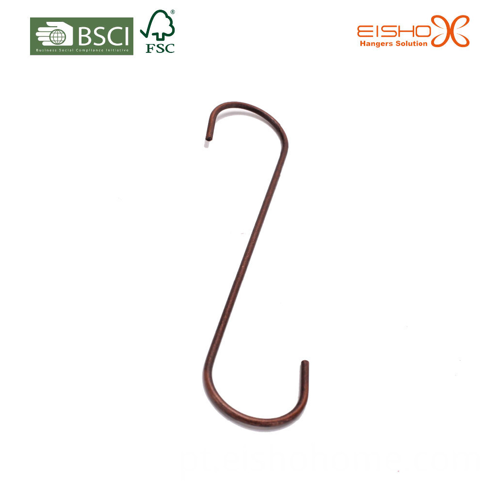 Eisho Cheap Antique Brass Hook Hanger Metal2
