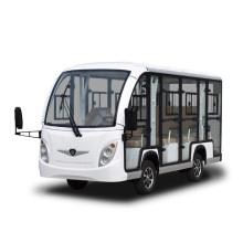 New Design 11 Passengers Electric Sightseeing Bus