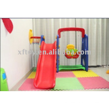 Good selling indoor plastic slide for children