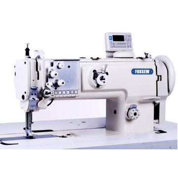 FOXSEW Single needle compound feed sewing machine
