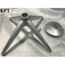 Accesorios de silla Aleación de aluminio Fresado CNC