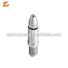 Composants de machines en plastique de baril de vis d'injection bimétallique