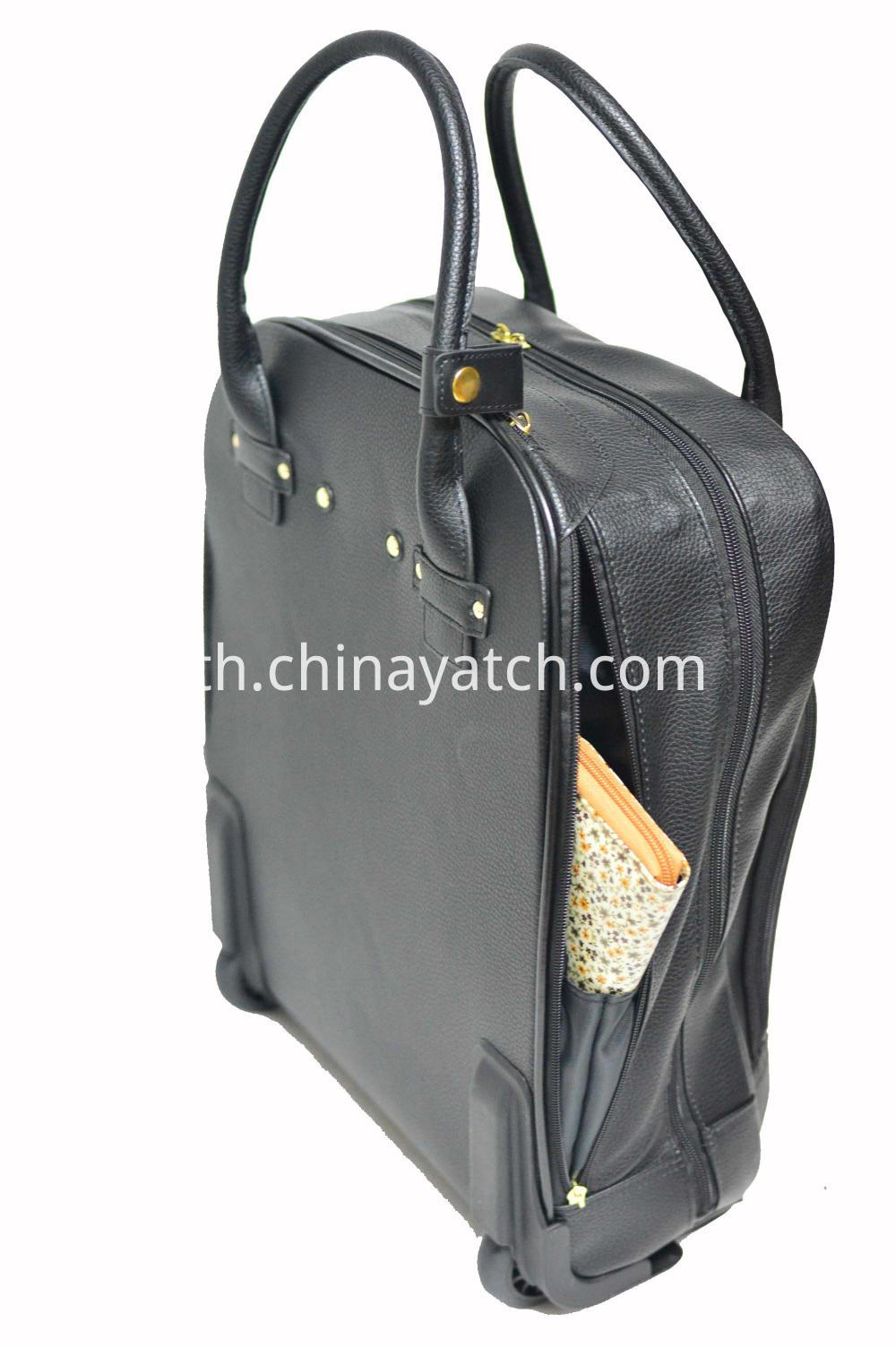 PU Luggage Weekend Bag Travel Tote Bag