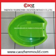 De Injeção Plástica Molde Lavatório Lavandaria em China
