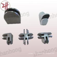 Factory Direct Sale Zinc Alloy Glass Shelf Brackets (ZH-3006)