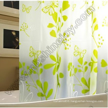 Spring EVA Shower Curtain