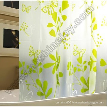 Spring EVA Shower Curtain