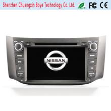 Reproductor de DVD multimedia de coche para Nissan Nuevo