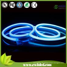 Blau emittierende Farbe LED Neon Flex Seil Licht