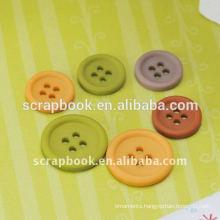 decoration cloth colorized plastic button shirt button