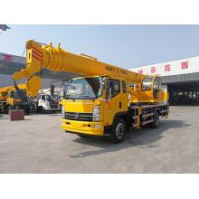 Especificaciones de grúas montadas en camión de bajo precio para la venta