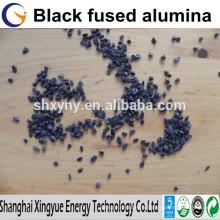 Corindon de haute pureté de bas prix / alumine fusionnée noire pour le polissage