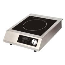 120V / 60Hz ETL / cETL approuvé plaque de cuisson à induction commerciale 1800W pour hôtel / restaurant modèle SM-A80