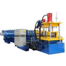 Galvanized Steel C Channel Roll Forming Machine