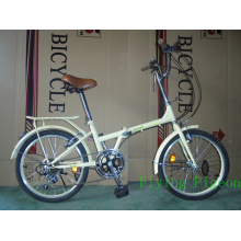 Переменной скорости 20-дюймовый складной велосипед (ФД-024)