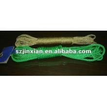 PP / algodón / poliéster / nylon / cuerda de rayón