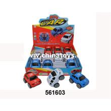 Förderung billig Kunststoff Spielzeug Reibung Auto (561603)