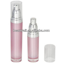 Plastic Acrylic Lotion Bottle