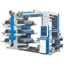 Six-colour Flexible Printing Machine (CE) (YT-600-800, 1000)