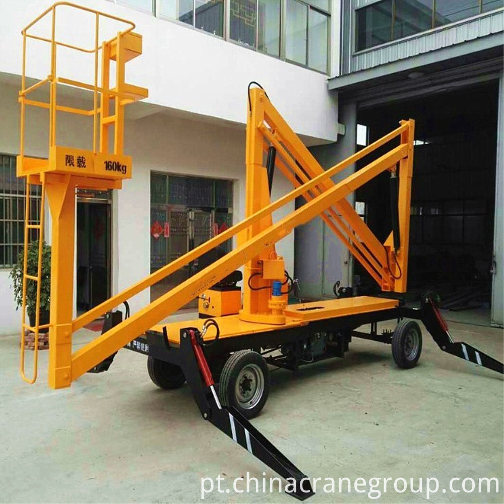 Engine Powered Boom Lifts