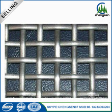 Heat-Resistance Galvanized Barbeque Crimped Wire Mesh